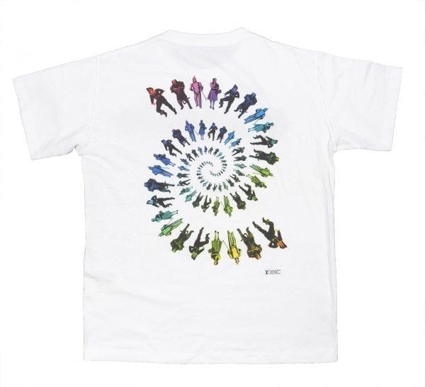 Louis Vuitton - Spiral Shirt2