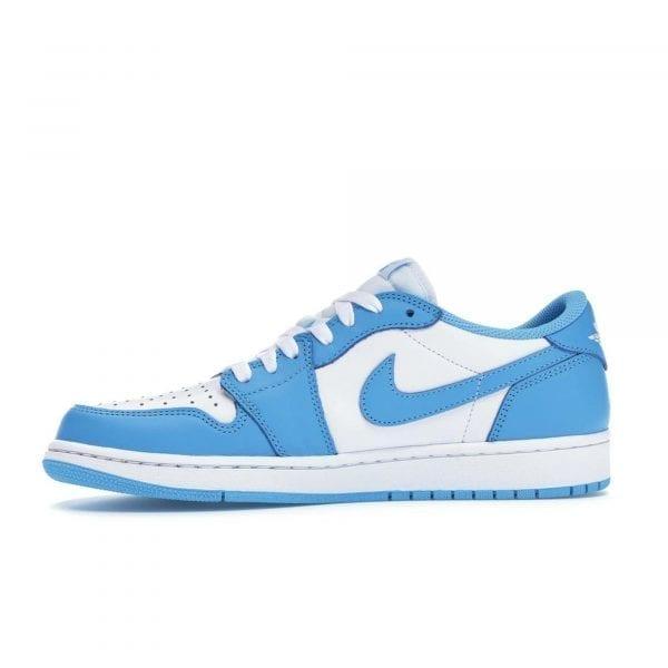 Nike – Air Jordan 1 Low SB UNC 20000