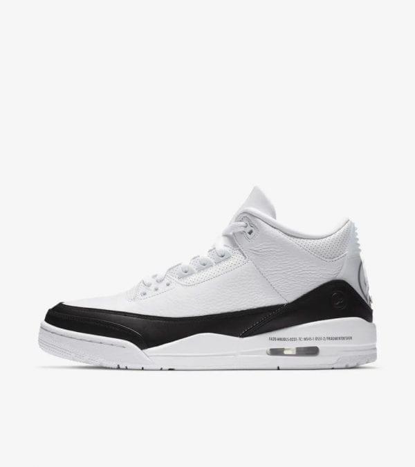 Nike – Air Jordan 3 Fragment