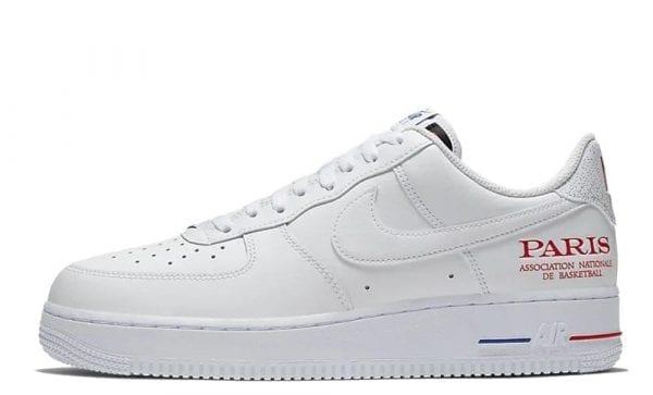 Nike - Air force 1 NBA Paris2