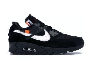 Nike x Off White – Air Max 90