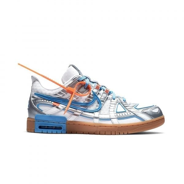 Nike x Off White – Air Rubber Dunk UNC