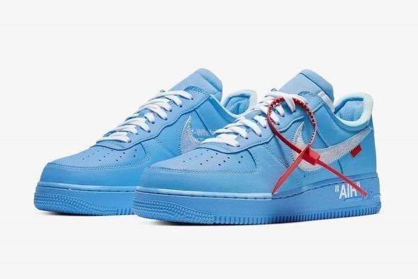 Nike x Off White - Air force 1 MCA1