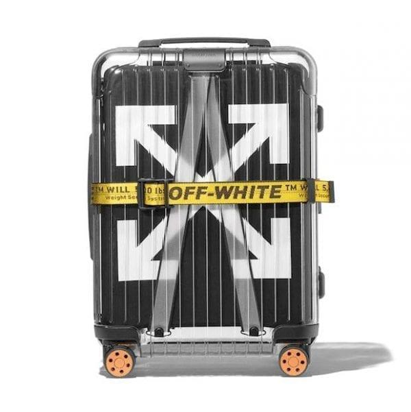 Off White X Rimowa 36l