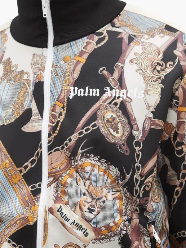 Palm Angles - Zip Jacket
