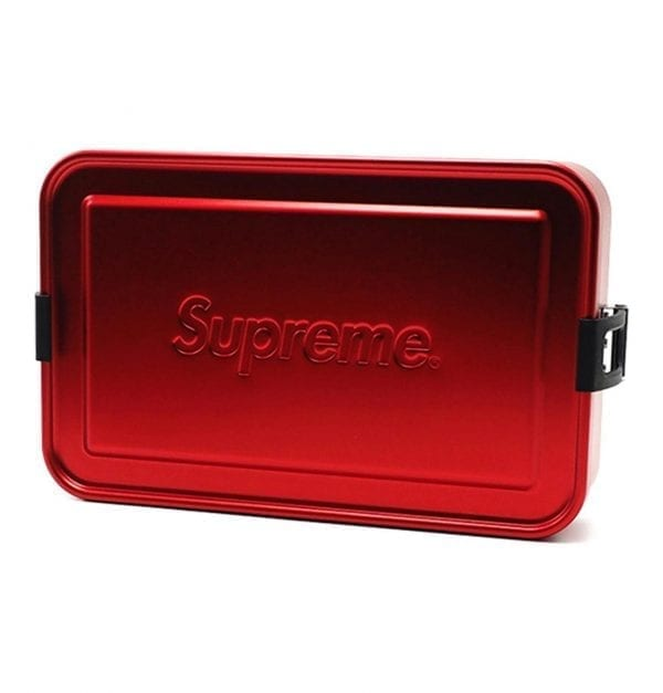 Supreme X SIGG - Metal Box Large